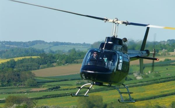 12 Mile Helicopter Theme Flight for One Flydays Experience 1