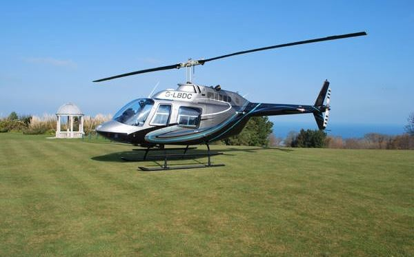 12 Mile Helicopter Theme Flight for One Flydays Experience 3