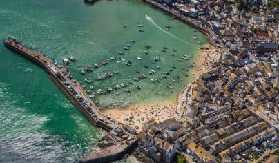 15 Min St Ives Bay Helicopter Tour For TWO Flydays Experience 1