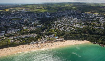 15 Min St Ives Bay Helicopter Tour For TWO Flydays Experience 2