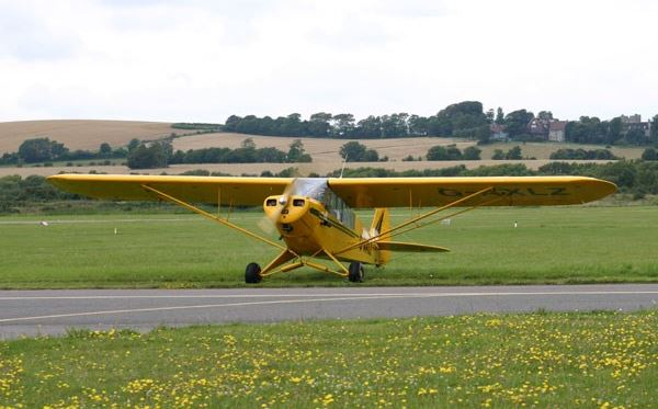20 Minute Introductory Piper Cub Flying Experience Flydays Experience 2