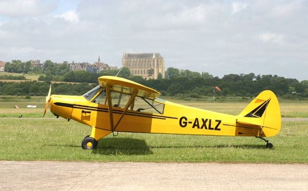20 Minute Introductory Piper Cub Flying Experience Flydays Experience 3