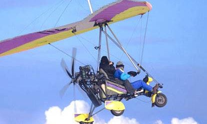 20 to 30 Minute Microlight Flight Flydays Experience 1