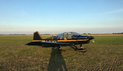 30 Min Introductory Flying Lesson including Aerobatics For ONE Flydays Experience 1