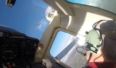 30 Min Introductory Flying Lesson including Aerobatics For ONE Flydays Experience 3