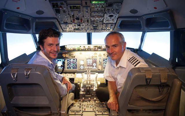 30 Minute Aeroplane Simulator Experience 1