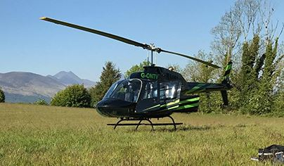 6 Mile Blue Skies Helicopter Flight with FREE Bubbly For ONE Flydays Experience 1