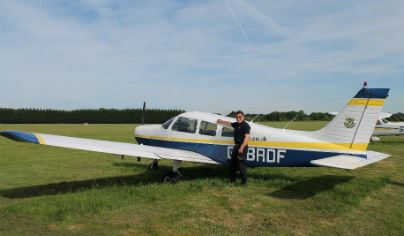 Aeroplane Pilot Land Away Double 2 Flights For TWO Exclusive Flydays Experience 2