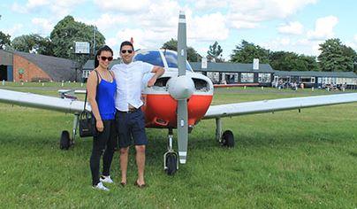 Aeroplane Pilot Land Away Triple 3 Flights For ONE 1