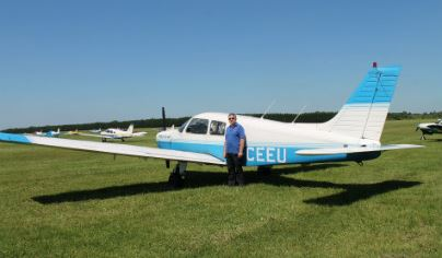 Aeroplane Pilot Land Away Triple 3 Flights For TWO Flydays Experience 3