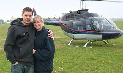 Blue Skies Helicopter Flight with Bubbly for Two Flydays Experience 1
