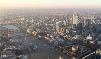 City of London Helicopter Tour For ONE Essex Flydays Experience 1