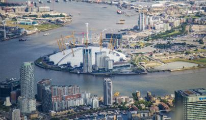 City of London Helicopter Tour For ONE Essex Flydays Experience 2