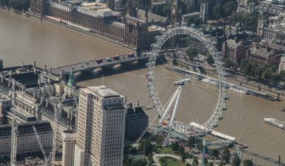 City of London Helicopter Tour For ONE Essex Flydays Experience 3