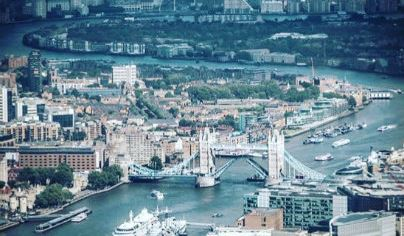 City of London Helicopter Tour For TWO Multi-Location 1