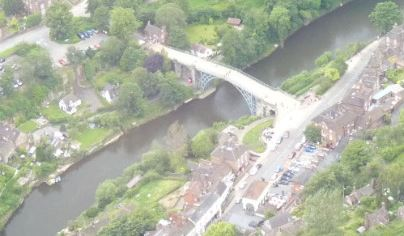 Extended Iron Bridge  Severn Valley Tour For ONE Flydays Experience 2