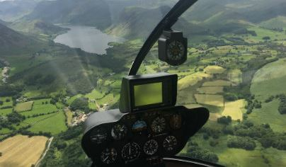 Extended Lake District Helicopter Tour For ONE Flydays Experience 1