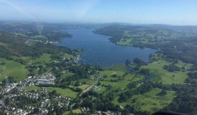 Extended Lake District Helicopter Tour For TWO Flydays Experience 2