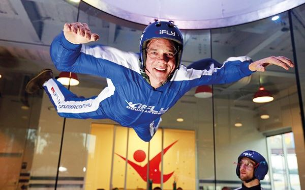 Xmas iFLY Indoor Skydiving Experience for Two 1