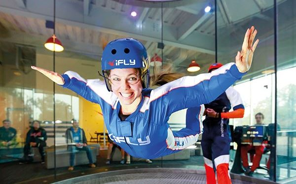 iFLY Indoor Skydiving Experience for One Flydays Experience 1