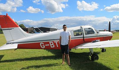 Insight to Becoming an Aeroplane Pilot For ONE Flydays Experience 1