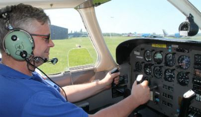 Insight to Becoming an Aeroplane Pilot For ONE Flydays Experience 3