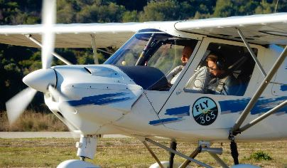 Introductory Microlight Flying Lesson For ONE Flydays Experience 1