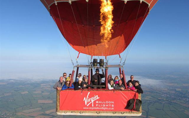 Prosecco Balloon Flight 1