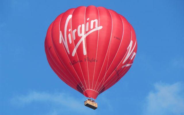 Sunrise Prosecco Balloon Flight 1