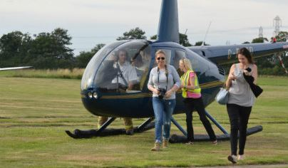 Tactical Helicopter Flying Lesson For TWO Flydays Experience 1
