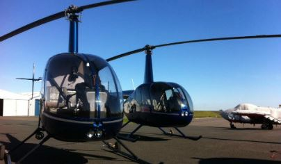 Tactical Helicopter Flying Lesson For TWO Flydays Experience 3