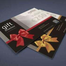 choose gift voucher