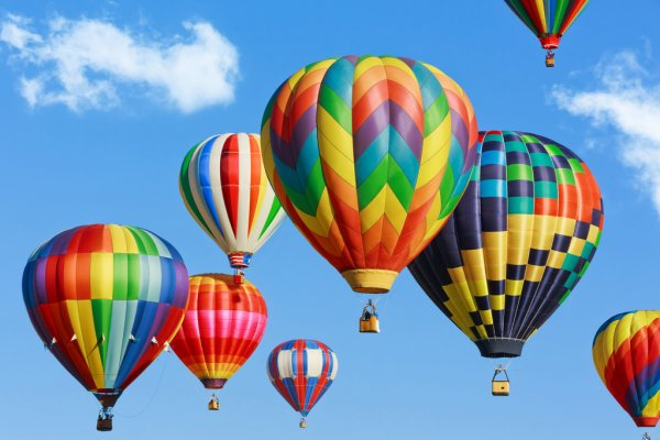 Ballooning soaring to new heights of popularity