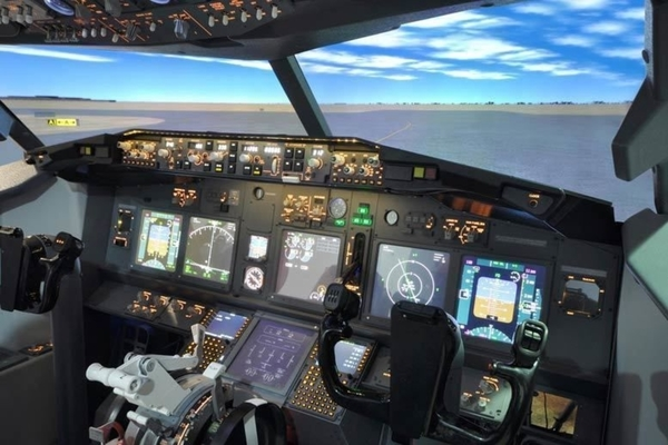Flight simulators soar above real flying in popularity post lockdown
