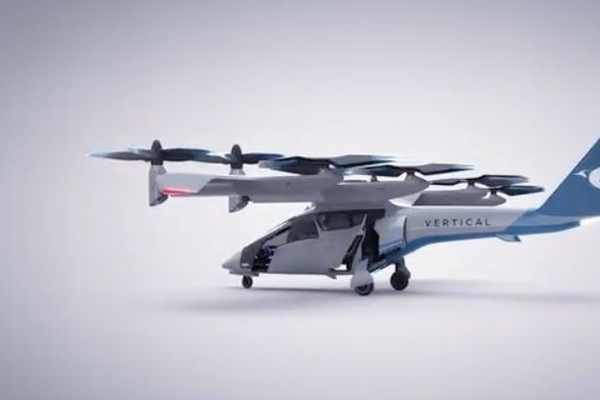 Flying taxis coming to the UK
