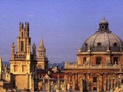 Dreaming away: the best sights in Oxford from the air