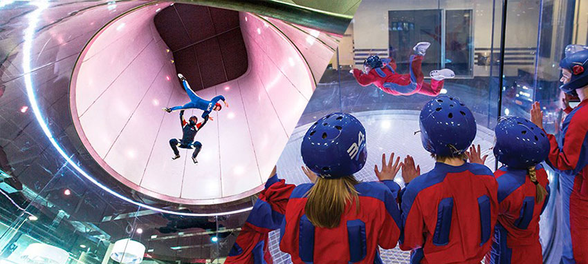 iFLY from £29.00